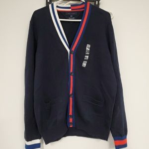 Tommy Hilfiger classic cardigan button up sweater